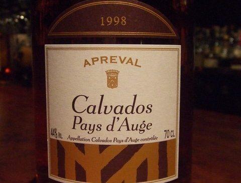 アプルヴァル 1998 for BAR Calvador & Shinanoya 44%