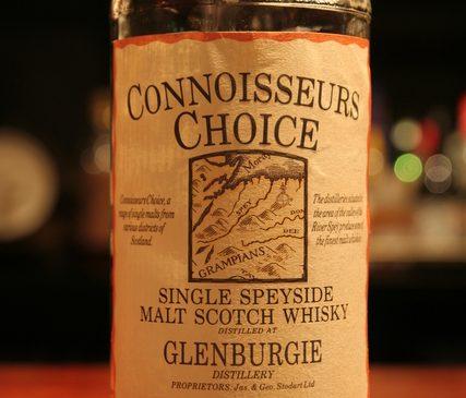 G&M コニッサーズチョイス グレンバーギー 1968 40%