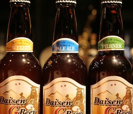 大山地ビール