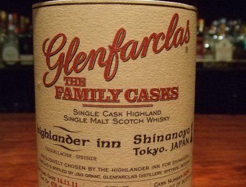 グレンファークラス The Family Cask 19年 56.9%