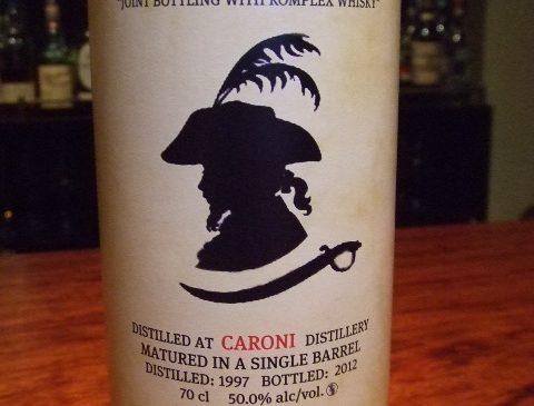 ウイスキーエージェンシー カロニー15年 50%