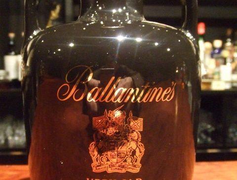バランタイン17年 陶器ボトル 43%