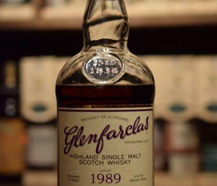 OB限定 グレンファークラス1989 26年 52.3% Bar Main Malt&Bar Campbelltoun Loch