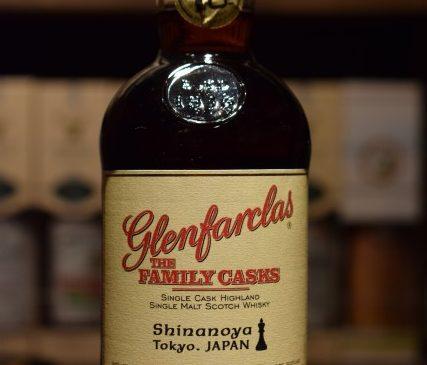 グレンファークラス ファミリーカスクス 1991~2016 for SHINANOYA Private Bottling 10th Anniversary 56.9%
