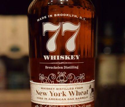77ウイスキー ニューヨーク・ウィート 571days old 45%