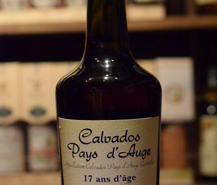 アドリアン カミュ 17年 BRUT DE FUT for Calvador & Shinanoya 41.7%