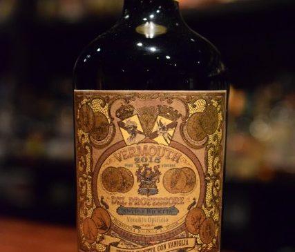 Vermouth del Professore alla Vaniglia 18%