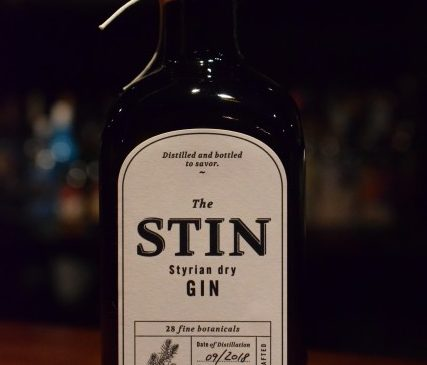 Stin Styrian Dry Gin 47%
