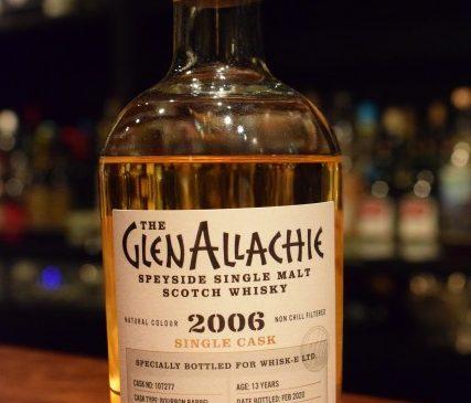オフィシャル限定 グレンアラヒー 13年 2006